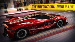 CSR Racing se actualiza con nuevos modos multijugador y nuevos coches