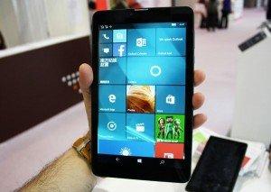 Sunty nos muestra Windows 10 Mobile en dispositivos de 5, 7 y 8 pulgadas