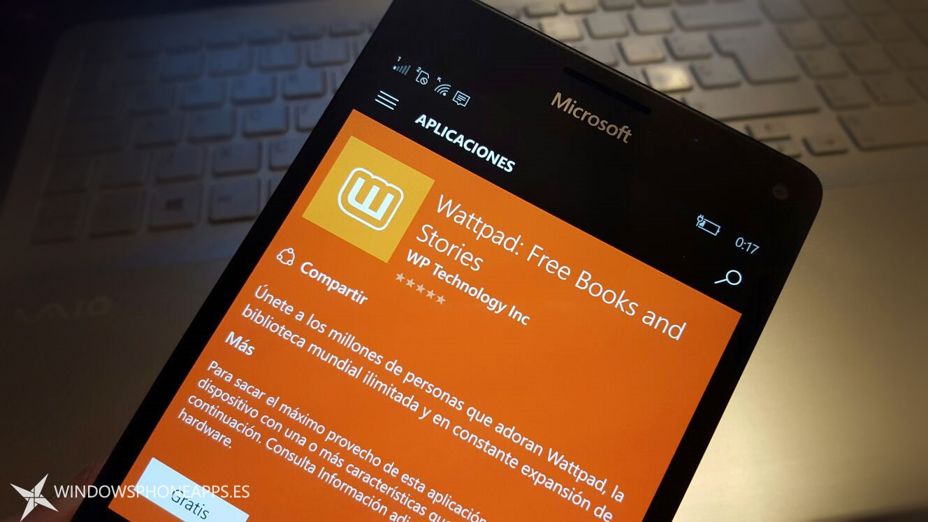 wattpad windows