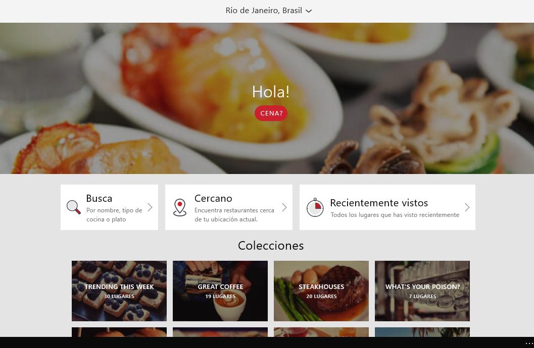 Zomato se actualiza con nueva función e idiomas