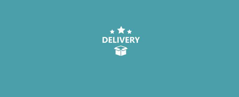 delivery splash