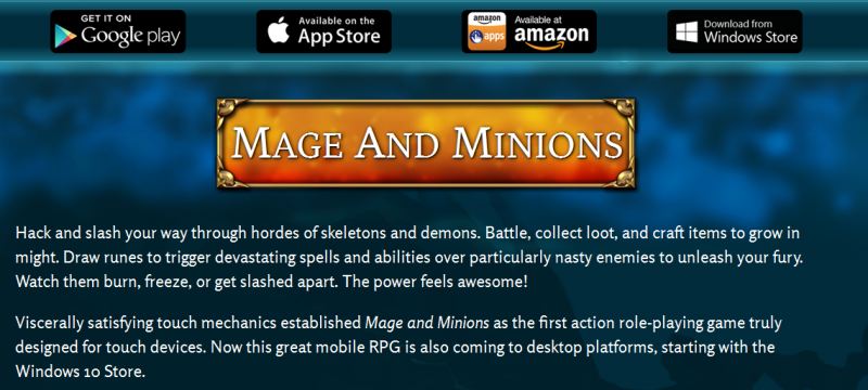 mage and minions 2