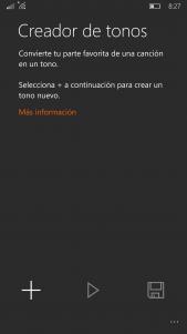 Creador de tonos beta para Windows 10 ya disponible para descargar