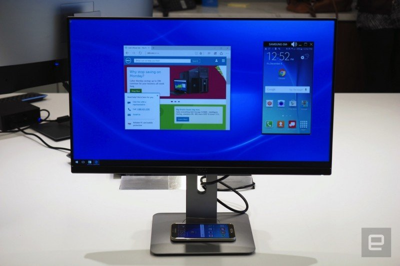 Dell monitor wireless