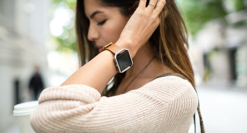 Smart Fitness Watch Fitbit Blaze