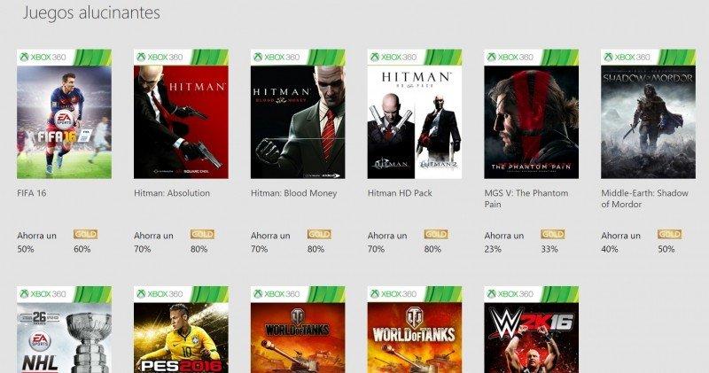 Ofertas Xbox Navidad 3