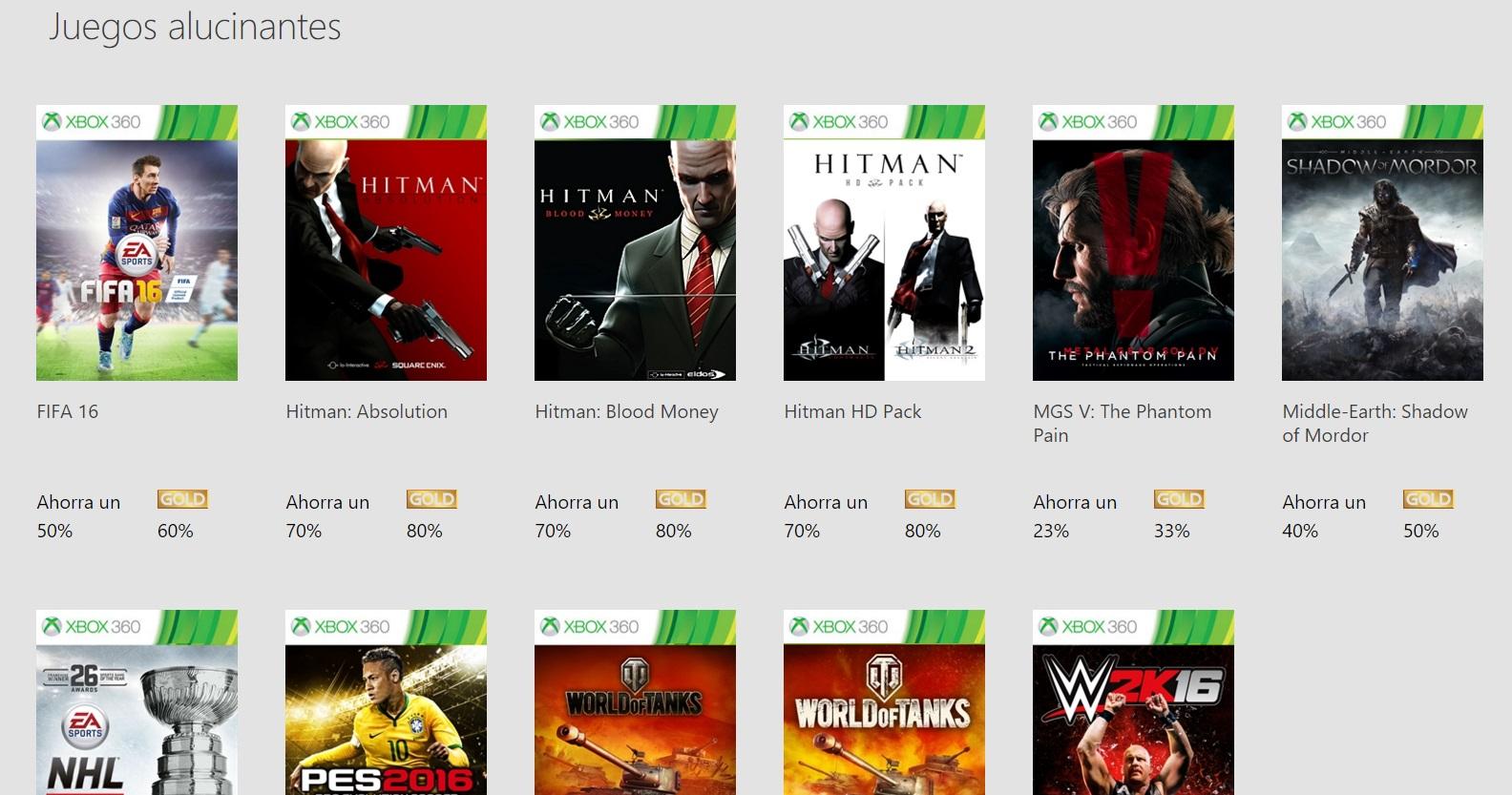 Grandes Ofertas En Juegos Y Complementos De Xbox Para Despedir La