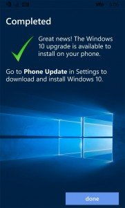 Upgrade Advisor comprobará si tu teléfono podrá actualizarse a Windows 10 Mobile [ACTUALIZADO]
