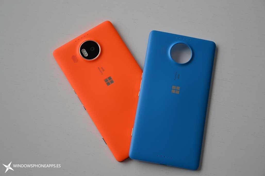 carcarsa colores lumia 950 XL