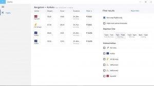 ClearTrip ya tiene disponible su aplicación oficial para Windows 10