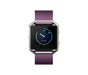 Smart Fitness Watch Fitbit Blaze, nuevo dispositivo Fitbit compatible con Windows