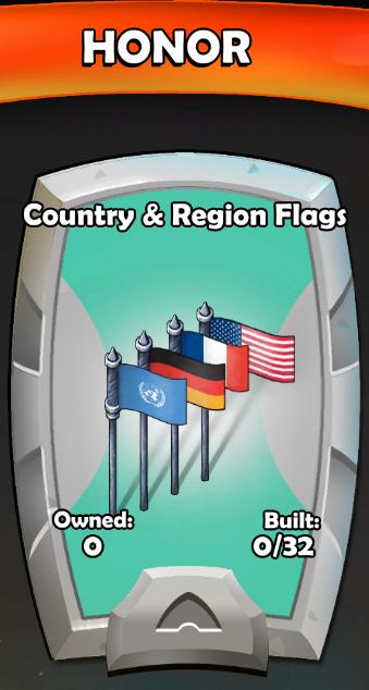 castle siege banderas