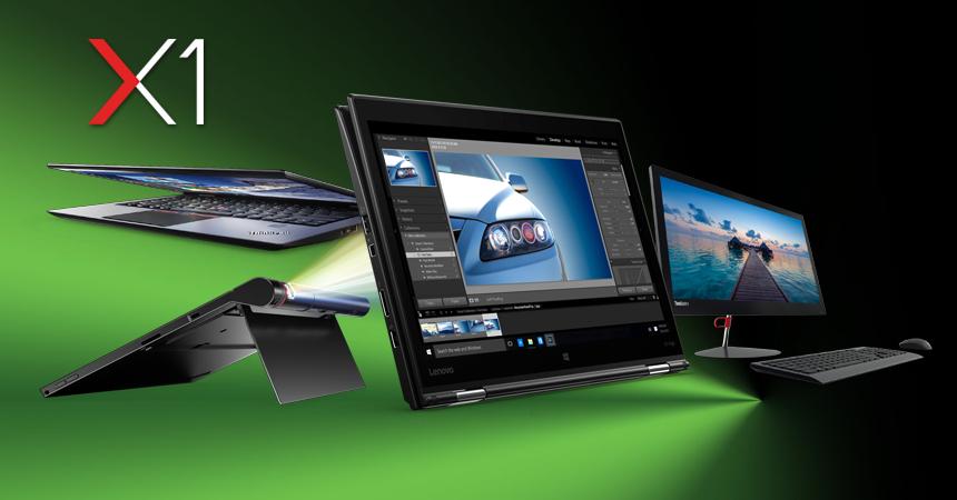 Lenovo familia X1