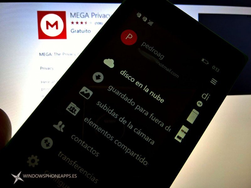 mega privacy windows