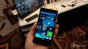 NuAns NEO, un móvil Windows 10 con Continuum y diseño TwotOne