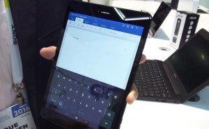 Pipo U8T, una tablet con Windows 10 Mobile y con procesador Rockchip RK3288