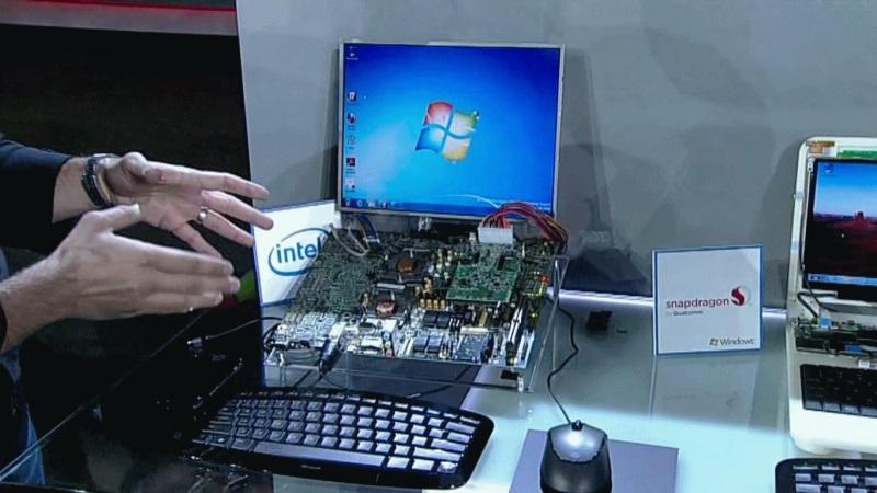 Microsoft trabaja en una versión de Windows 10 PC para chips ARM