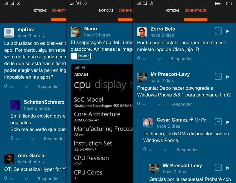 Comentarios-en-WindowsPhoneApps-WPA