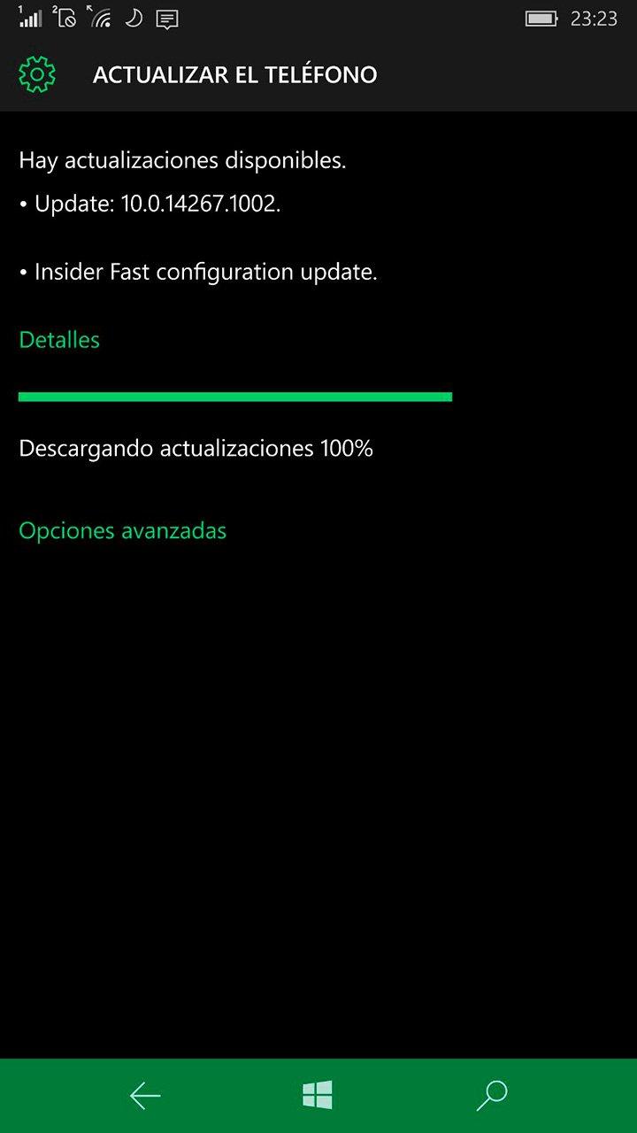 Descargando-Build-14267-Windows-10-Mobile