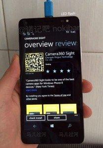 Imágenes reales del Lumia 650 XL son filtradas