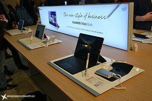 Huawei MateBook, primeras impresiones de esta tablet 2 en 1