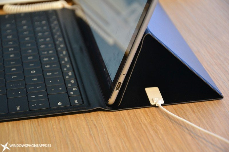Huawei-MateBook-teclado