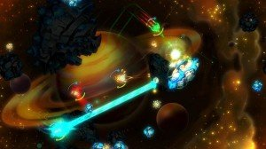 In Space We Brawl: Full Arsenal Edition ya disponible en Xbox ONE