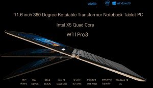Vido W11 Pro3 3