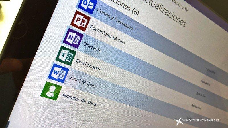actualizaciones windows