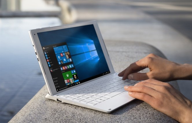 alcatel TABLET WINDOWS 10