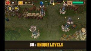 Conoce King's Guard TD, un nuevo juego que llega a nuestra plataforma