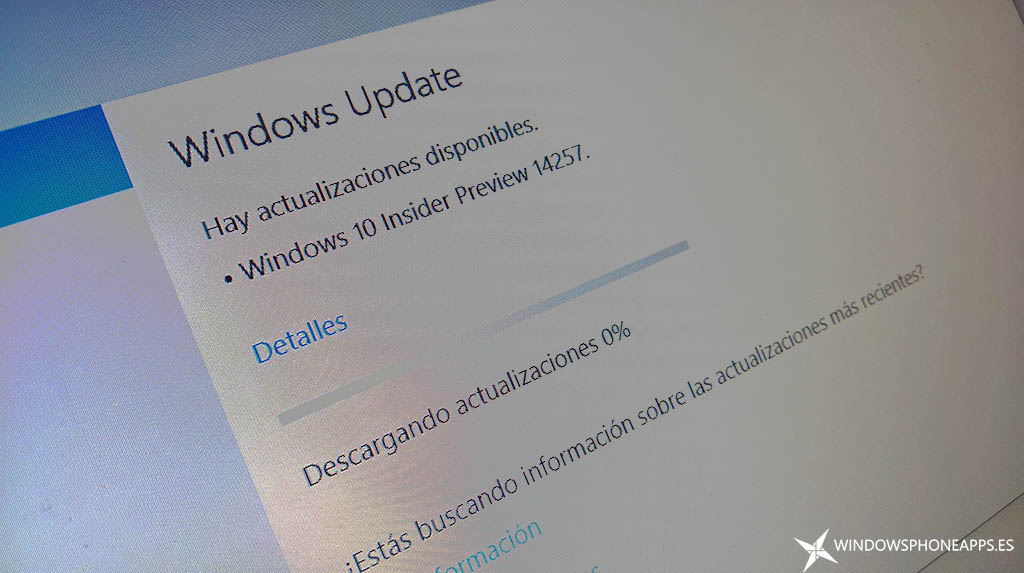 build 14257 windows 10