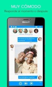 Glide, Video Chat Messenger ahora también para Windows