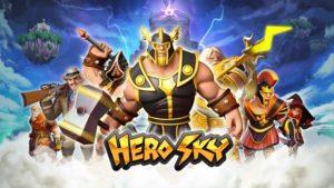 Hero Sky: Guerras de Gremio, un nuevo juego de estrategia para Windows 10