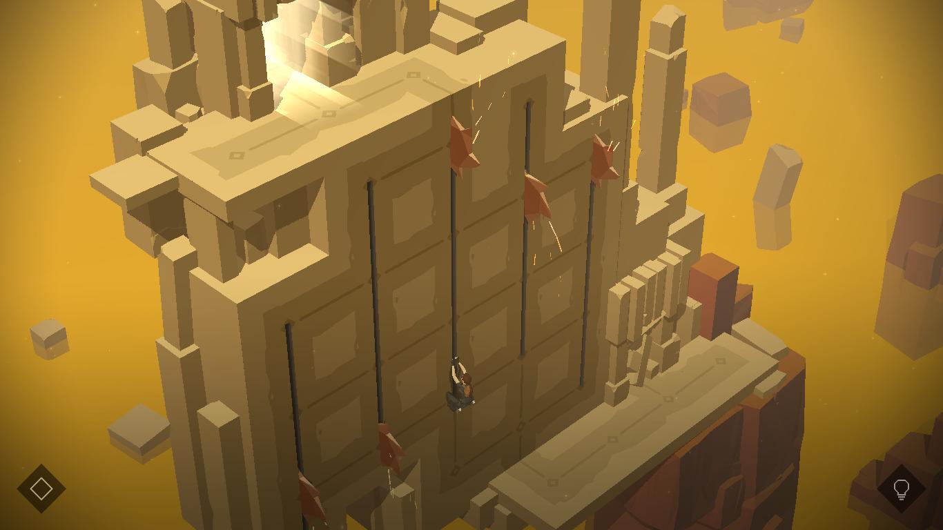 Lara Croft Go, una gran aventura que te presentamos y que nos llega con sorteo incluido