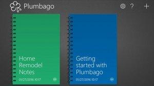 Plumbago, la nueva aplicación de Microsoft Garage para Windows