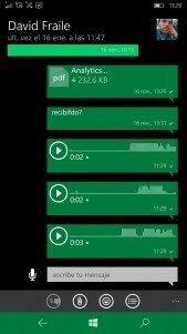 Telegram mejora los mensajes de voz y los chats secretos