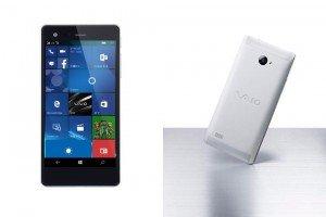 VAIO presenta su Phone Biz con Windows 10 Mobile [Nuevos vídeos]