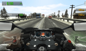 Traffic Rider, otro recién llegado a Windows 10 Mobile y Windows Phone