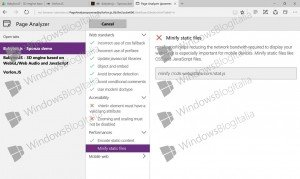 Aparece la primera extensión para Edge en la tienda Windows 10