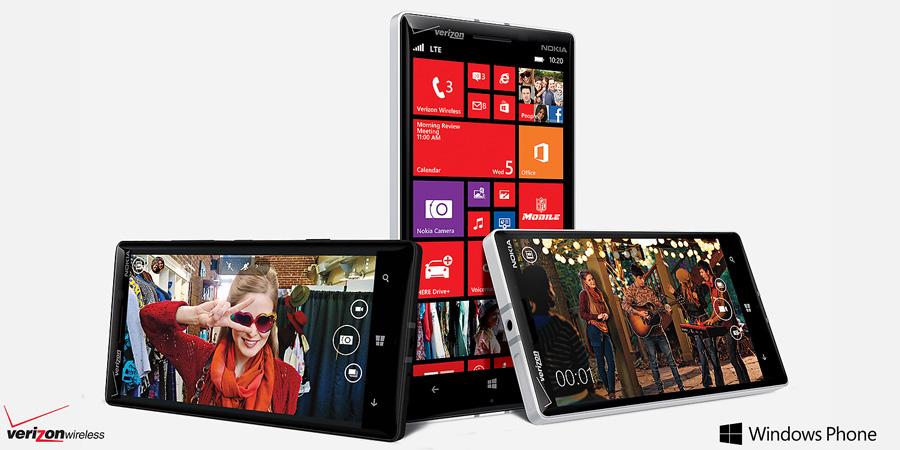 Lumia Icon