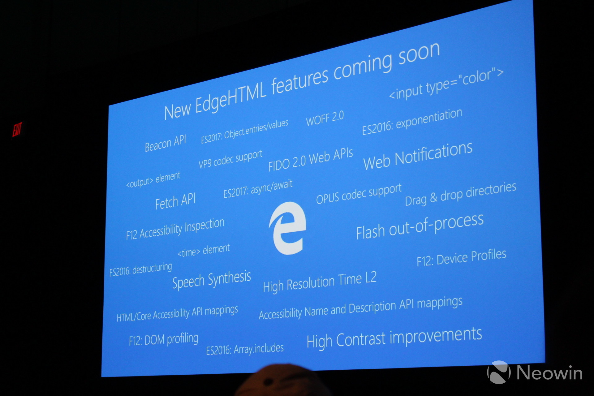 Nuevas caracteristicas Microsoft Edge