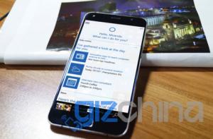 UMi Touch, un nuevo smartphone con ROM Windows 10 Mobile