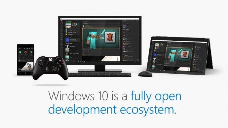Windows 10 Xbox One Tienda única Tienda unificada