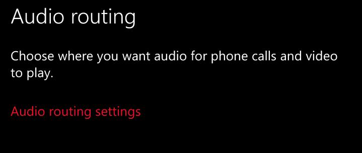 enrutamiento de llamadas