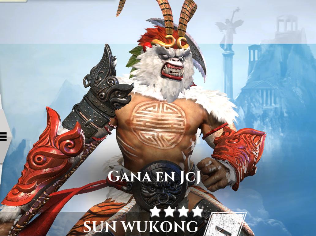 gods of rome nuevo luchador
