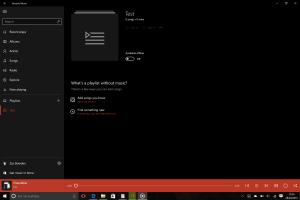 Groove Música mejorará la experiencia en Windows 10 PC