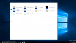 Así será la nueva aplicación UWP de OneDrive para Windows 10 en PC