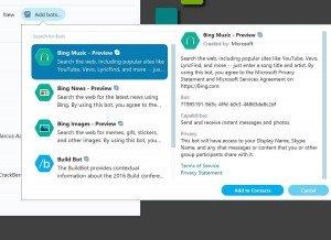 Skype se actualiza añadiendo un complemento para las HoloLens y los bots interactivos
