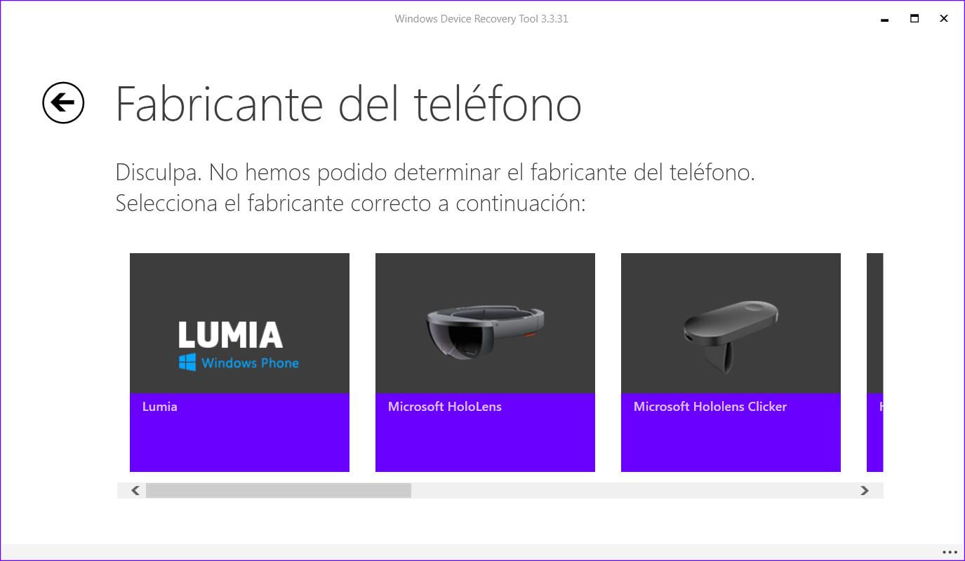 Microsoft HoloLens y Clicker